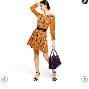3.1 Phillip Lim A-line mini skirt - leopard